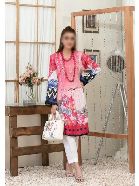 Tawakkal Color Of Eid Kurti Collection D-1461