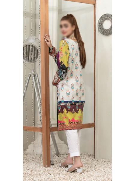 Tawakkal Color Of Eid Kurti Collection D-1464