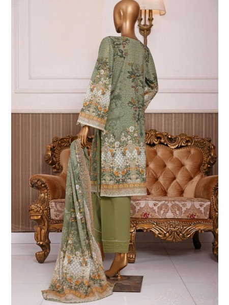 Bin Saeed Embroidered Collection 2021 Vol 12 D1412