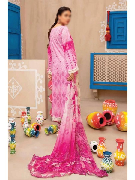 Charizma Chunri Unstitched Collection'21 D-CHN 06