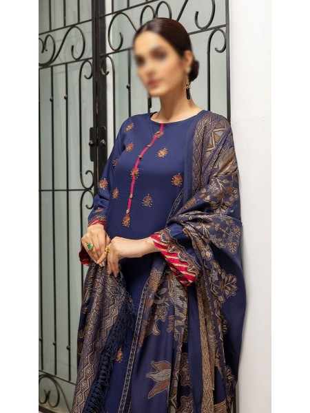 RaniSa By Panache Embroidered Slub Lawn Collection D-10