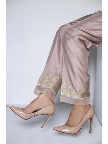 Razmin Vol 12 Stitched Pants Collection D-03