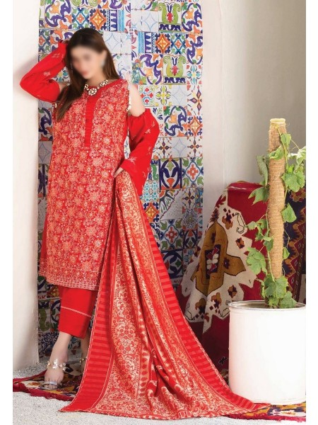 Rohab Banaras Embroidered Collection D02