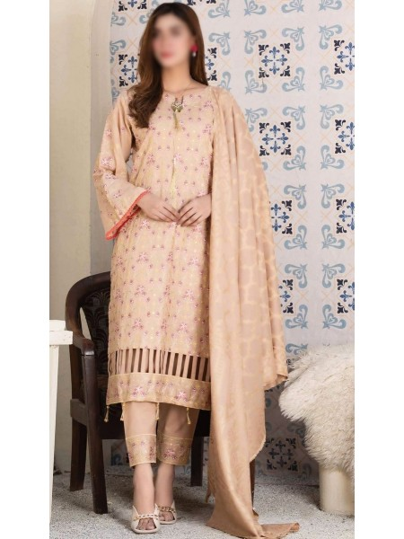 Rohab Banaras Embroidered Collection D04