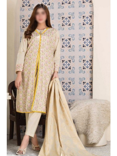 Rohab Banaras Embroidered Collection D06