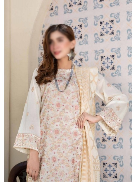Rohab Banaras Embroidered Collection D09