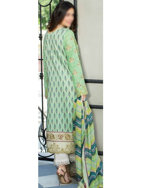 Serene Premium Festive Eid Collection21 D-S.L-27 FLORAL MABLE