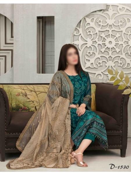 TAWAKKAL Bala Fancy Chiffon Collection D-1530