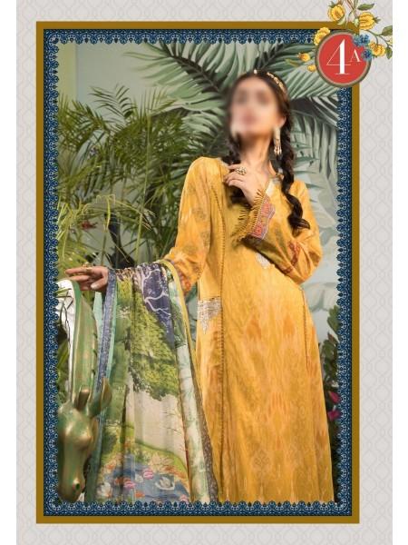 MARIA B MPRINT Unstitched EID II Collection D-4A