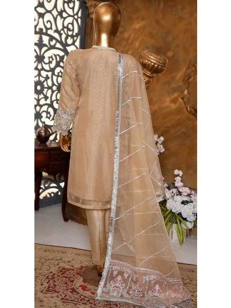 Sadabahar Festive Formal Collection 2021 Vol 1 D-N9 fawn