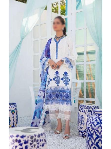 Tahra by Zainab Chottani - Eid Unstitched 21 D-05 Alecia