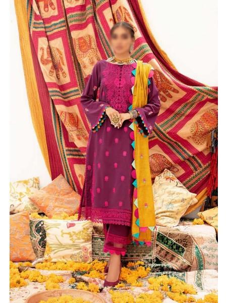Tahra by Zainab Chottani - Eid Unstitched 21 D-12 Elaheh