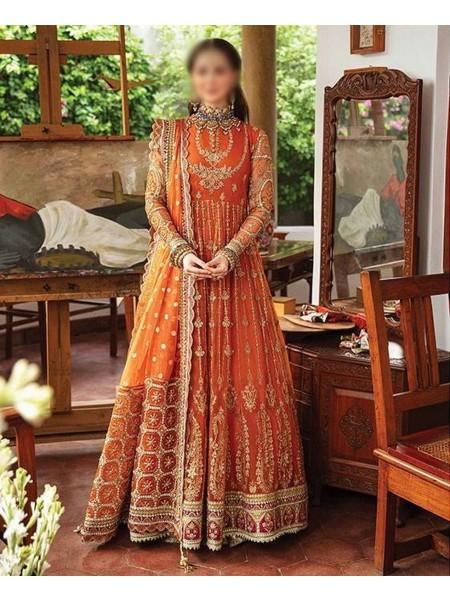 Afrozeh Shehnai Wedding Formals'21 D-01 Aatishrah