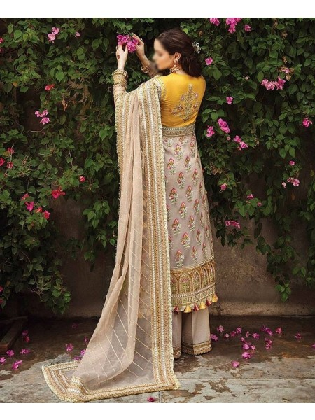 Afrozeh Shehnai Wedding Formals'21 D-02 Chambeli