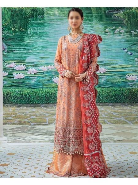 Afrozeh Shehnai Wedding Formals'21 D-06 Tabassum