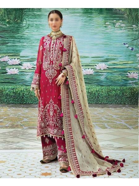 Afrozeh Shehnai Wedding Formals'21 D-09 Neloferi