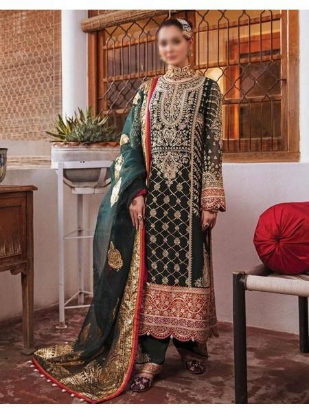 Afrozeh Shehnai Wedding Formals'21 D-10 Raatkumari
