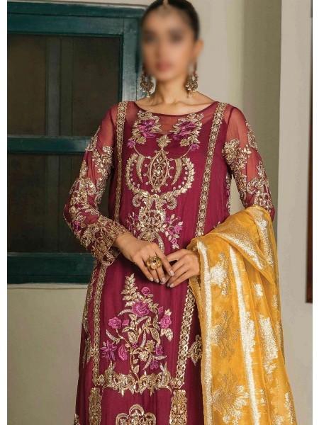 IMROZIA Sooraj Garh Premium Collection'21 D-ROSHINA