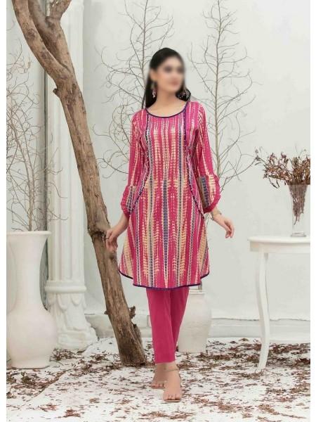 TAWAKKAL Malhun Tie & Dye 2 piece collection D-1835