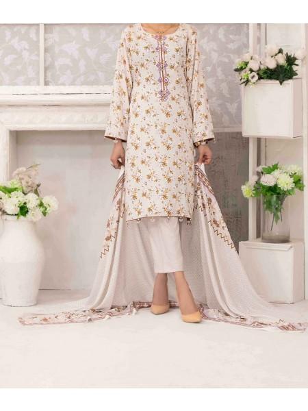 Amna Khadija Wrinkle Free Prints Vol-03 D-AK 116