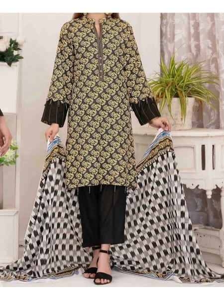 Amna Khadija Wrinkle Free Prints Vol-03 D-AK 123