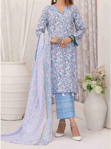 Amna Khadija Wrinkle Free Prints Vol-03 D-AK 129