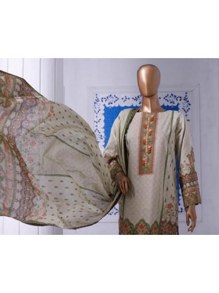 Bin Saeed Winter Khaddar Collection D-02