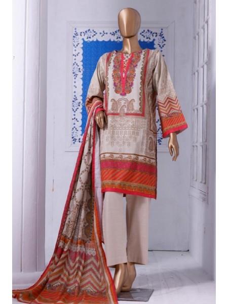 Bin Saeed Winter Khaddar Collection D-03