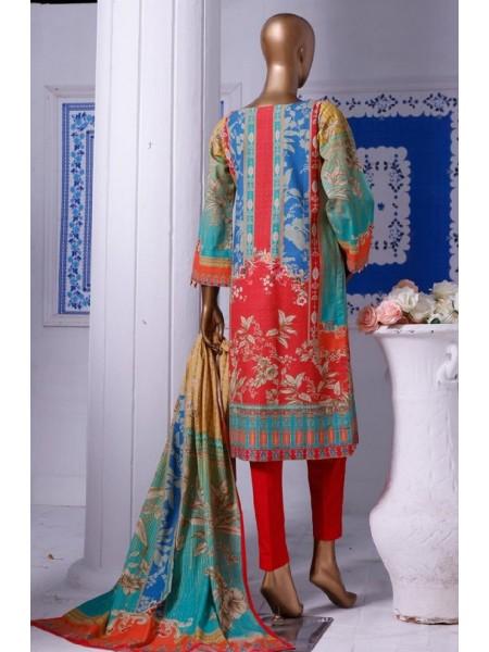 Bin Saeed Winter Khaddar Collection D-04