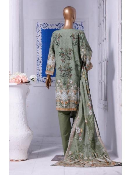 Bin Saeed Winter Khaddar Collection D-07