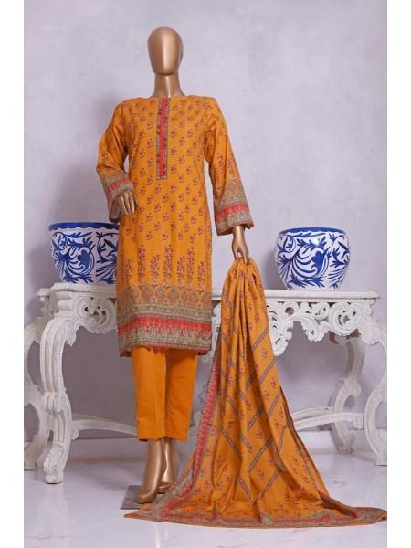 Bin Saeed Winter Khaddar Collection D-10