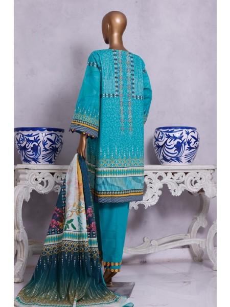 Bin Saeed Winter Khaddar Collection D-11