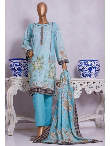Bin Saeed Winter Khaddar Collection D-13