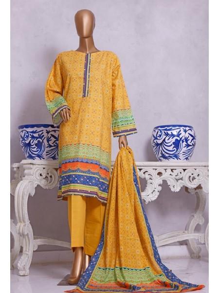 Bin Saeed Winter Khaddar Collection D-14