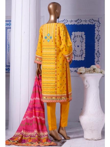 Bin Saeed Winter Khaddar Collection D-16