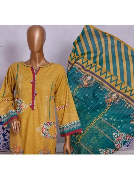 Bin Saeed Winter Khaddar Collection D-17