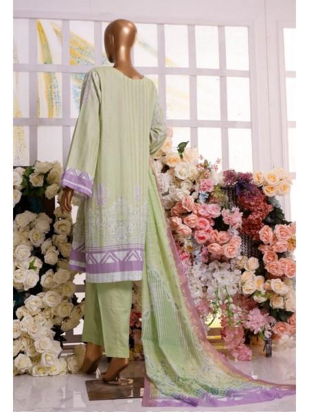 Bin Saeed Winter Printed Jacquard Collection D-14