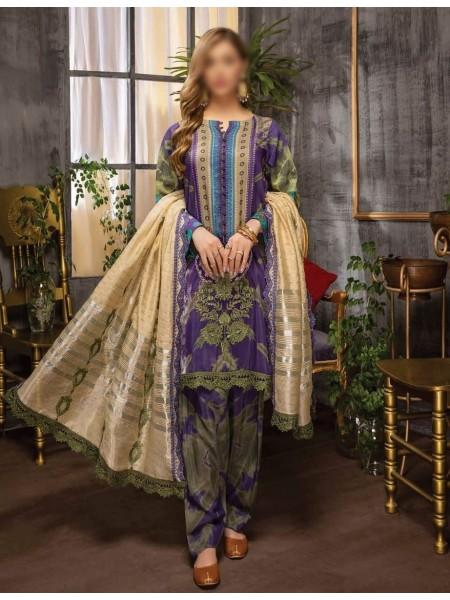 Charizma Viscose Silk Fall Winter Collection Vol-01 D-CVS 007
