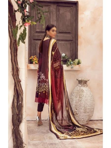NUR Husn- E-Jahan Printed Viscose Collection D-HN 12