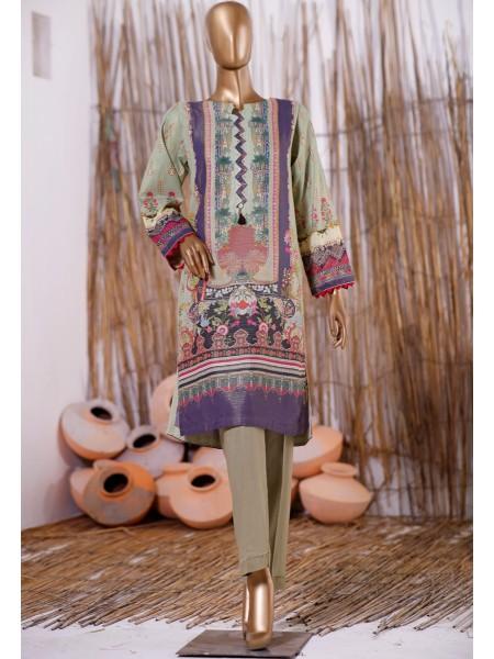 Sadabahar Maisori Stitched Shirt Collection D-01