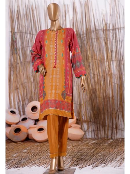 Sadabahar Maisori Stitched Shirt Collection D-02