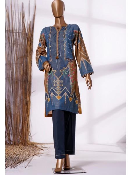 Sadabahar Maisori Stitched Shirt Collection D-03