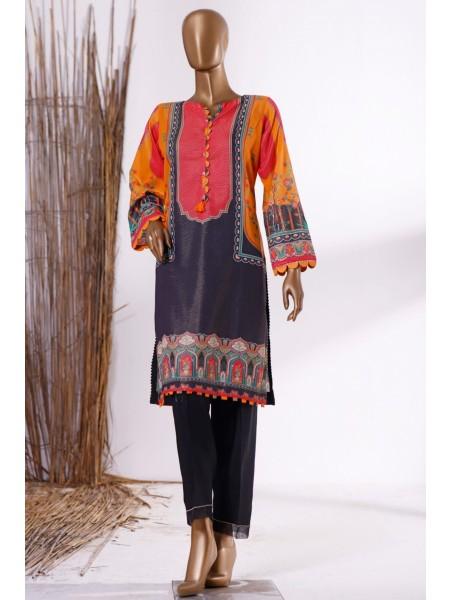Sadabahar Maisori Stitched Shirt Collection D-04
