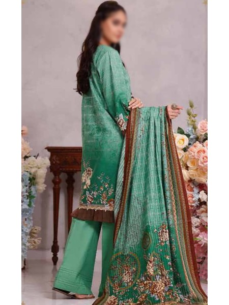 Saleem Textile Roshni Printed Cambric Collection D-RC 788 A