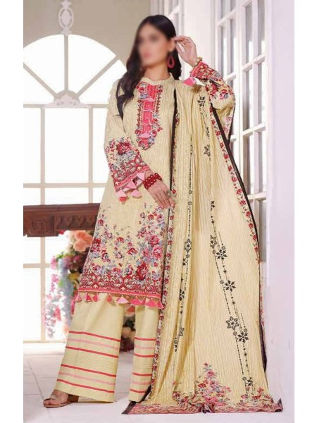 Saleem Textile Roshni Printed Cambric Collection D-RC 791 A