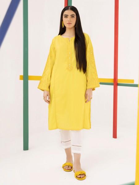 Edenrobe colour code EWTKE21-67837 - Yellow