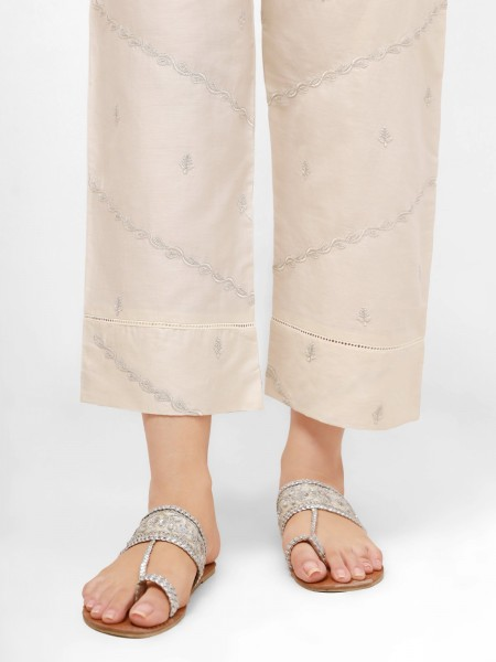 Edenrobe tights and trousers EWBE21-76289 - Light Beige