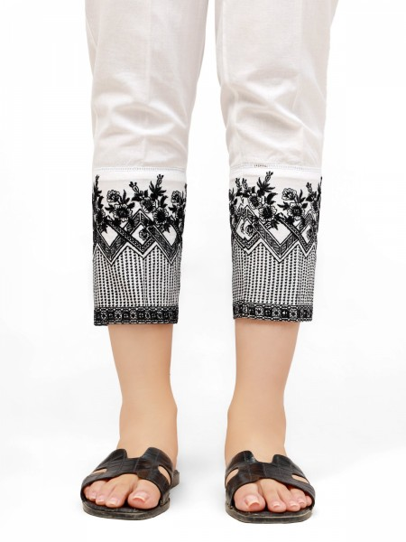 Edenrobe tights and trousers EWBE21-76302 - White
