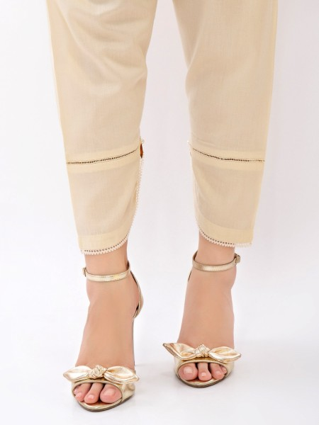 Edenrobe tights and trousers EWBP21-76298 - Cream