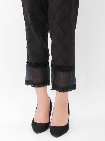 Edenrobe tights and trousers EWBP21-76306 - Black